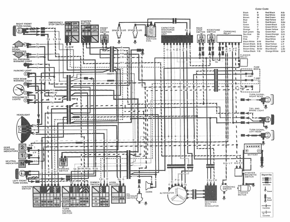 cm 400 wiring diagram wiring diagram for you rh 1 16 1 carrera rennwelt de Gooseneck Wiring Diagram Gooseneck Wiring Diagram