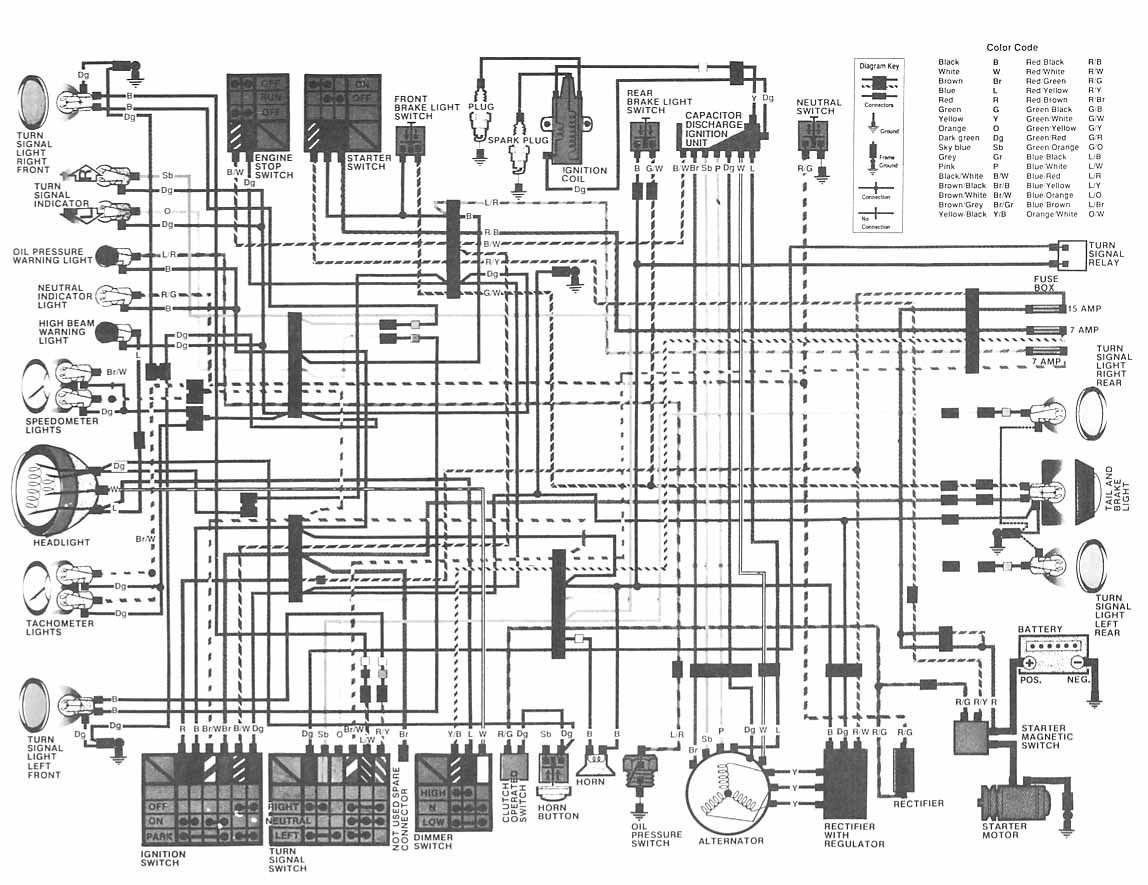 1979 Honda Cm400a Wiring Diagram 7 15 Manualuniverse Co